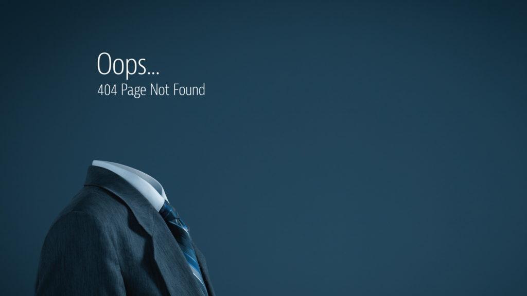 Redirect 301 degli errori 404 verso la home page, sicuri che convengano?