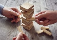 Sviluppo di un business plan tramite il gioco del jenga